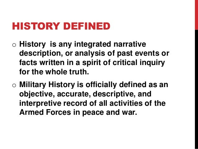What kind of degree do I need to be a military historian or anything involving history?