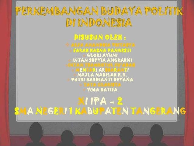PKN Budaya Politik