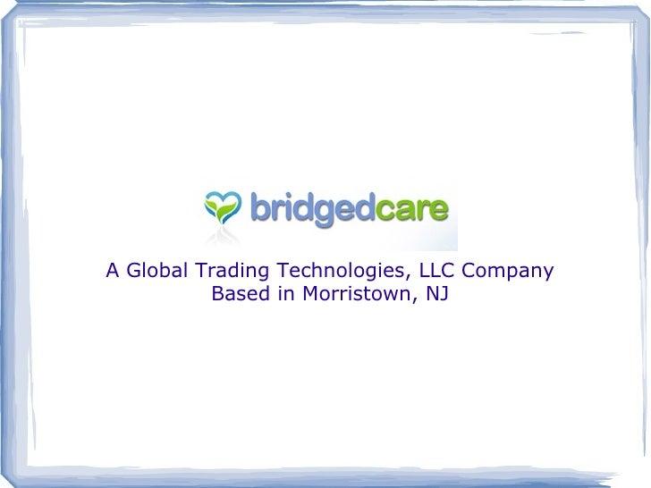 A Global Trading Technologies, LLC Company Based in Morristown, NJ