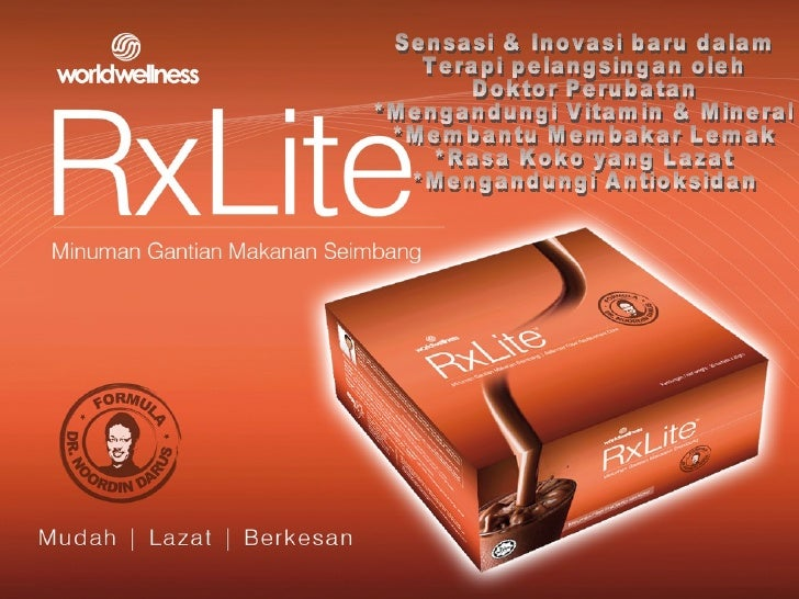 Rx Lite for Slim- Juliana