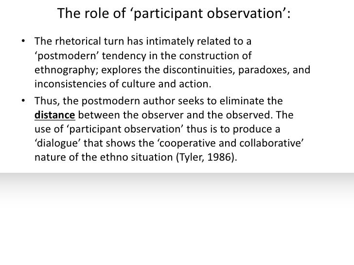 usefulness of participant observation to sociologists essay Through the sample answers, specimen papers, mark schemes and examiners' comments the booklet sets out to show how as/a level assessment works in practice the responses of individual candidates are reproduced exactly and include original errors of grammar, spelling and punctuation.