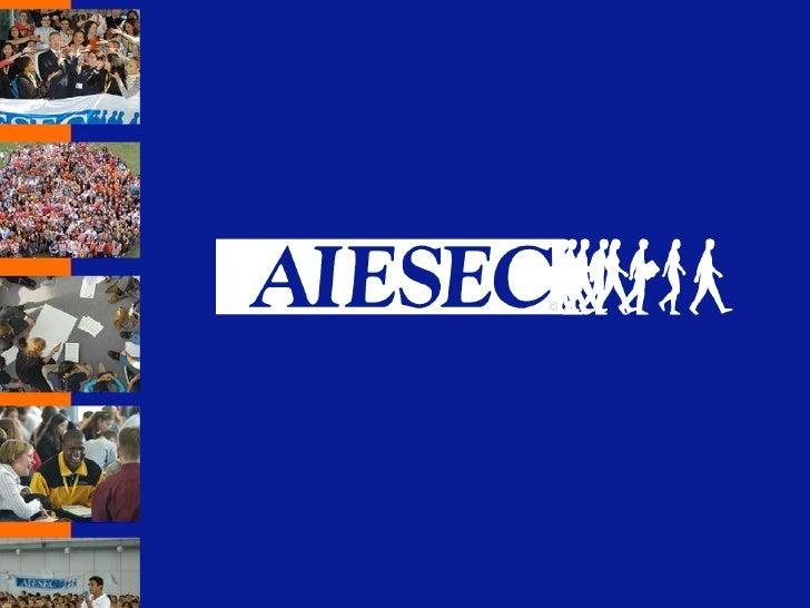 AIESEC Projeto Impacto - Santa Cruz do Sul