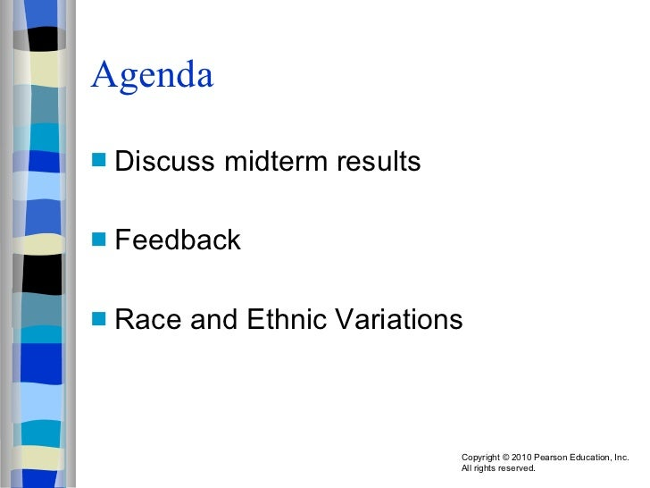 Ppt race and ethnic variations revised