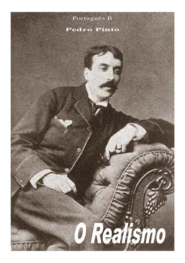 Português B Pedro Pinto