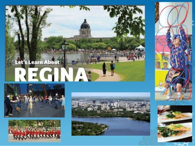 Quick Facts Regina is the capital of Saskatchewan and the 16th largest city in Canada with a population of 205,000 as per ...