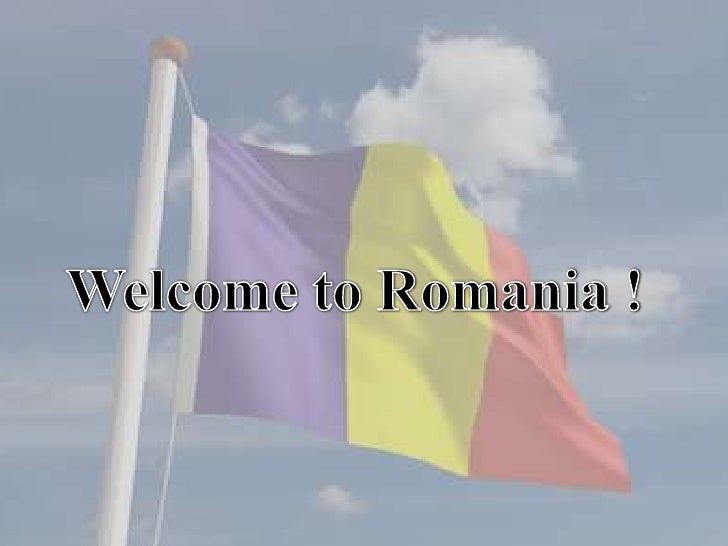 Welcome to Romania !<br />