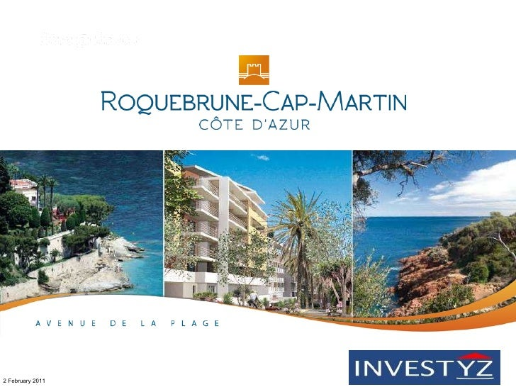 For sale Leaseback property Roquebrune- Cap Martin French Riviera