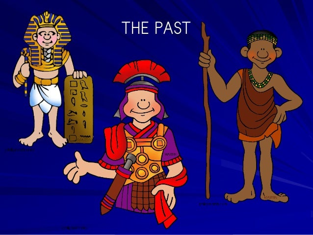 Ppt s2u12 the past