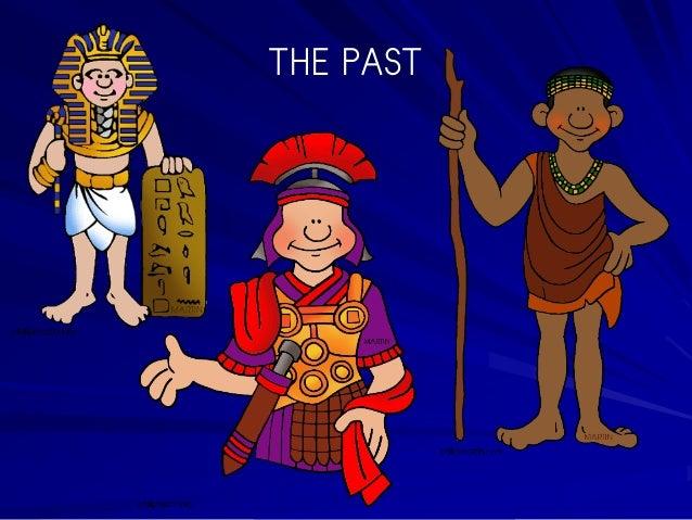 Ppt s2u12 the past