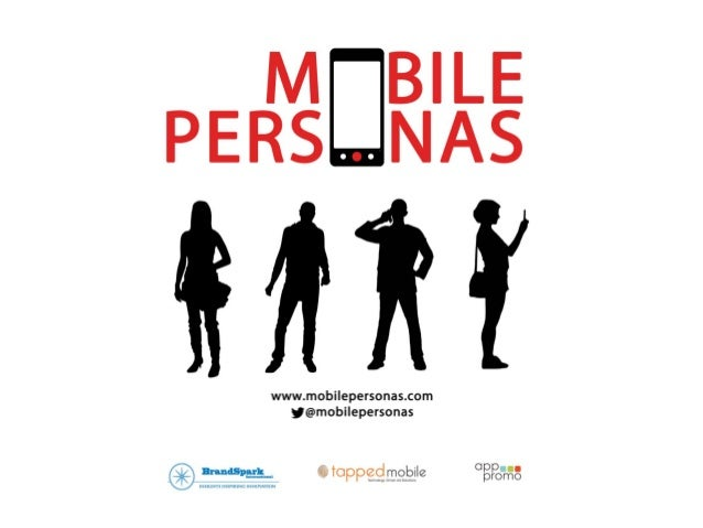 Mobile Personas-Meet the New Canadian Family