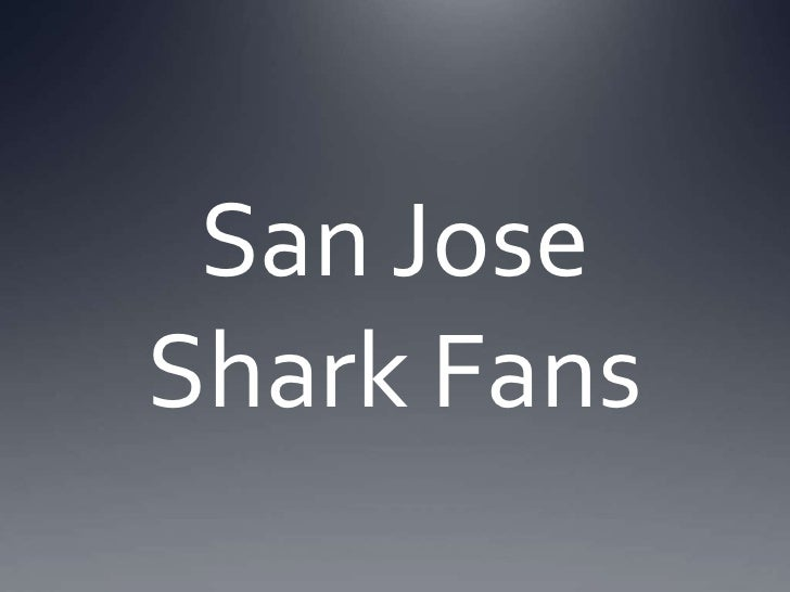 Ppt Slideshare Sharks