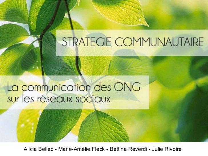 Benchmark: les ONG sur les réseaux sociaux