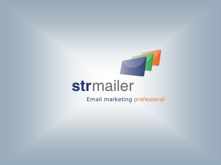 Email marketing profesional