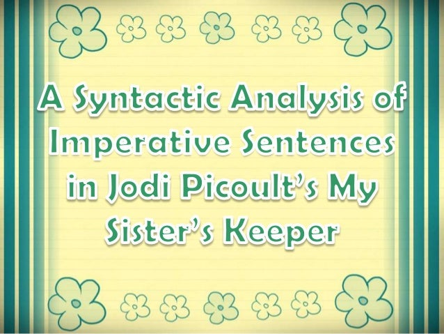 my sister s keeper character analysis A list of all the characters in my sister's keeper the my sister's keeper  characters covered include: anna fitzgerald , sara fitzgerald , campbell  alexander.