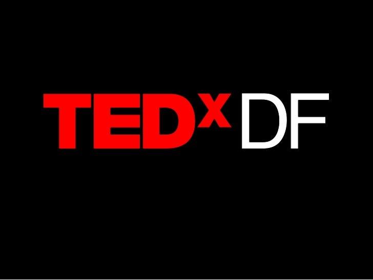 TEDxDF - Patrocinio 2011
