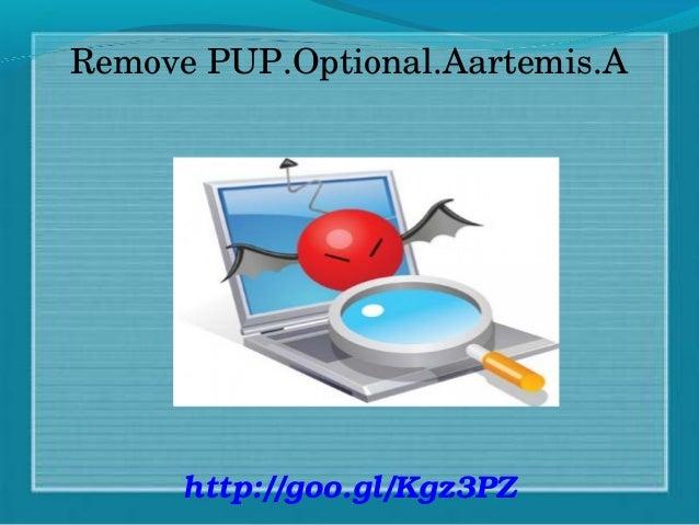 RemovePUP.Optional.Aartemis.A  http://goo.gl/Kgz3PZ