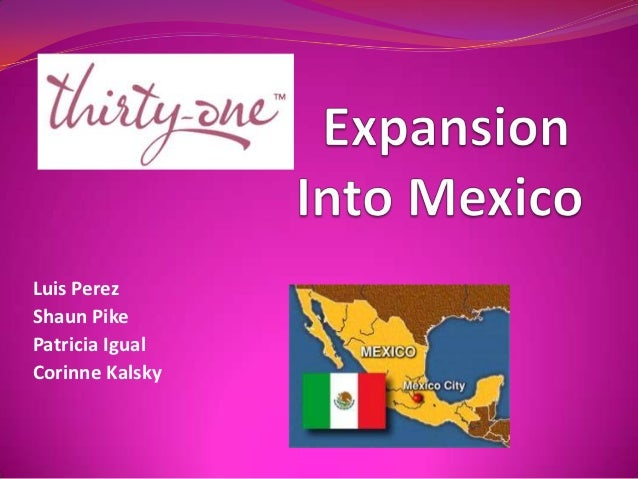 Exporting to Mexico