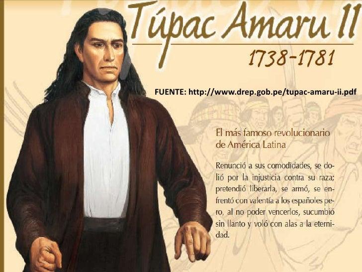 FUENTE: http://www.drep.gob.pe/tupac-amaru-ii.pdf