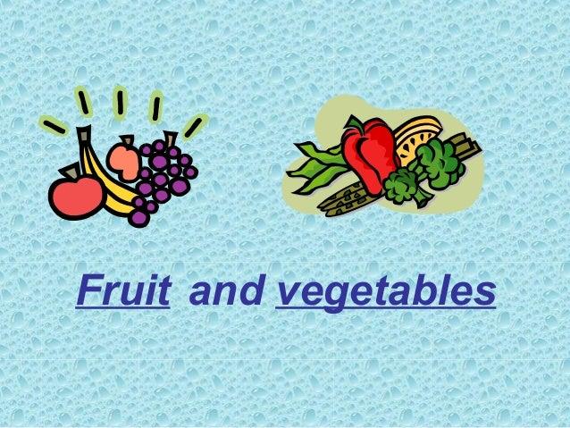Ppt vegetales healthy food