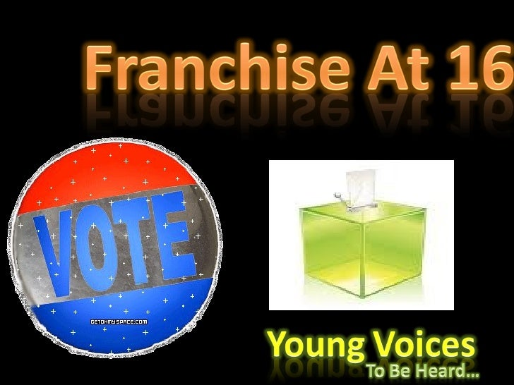 Vote at 16
