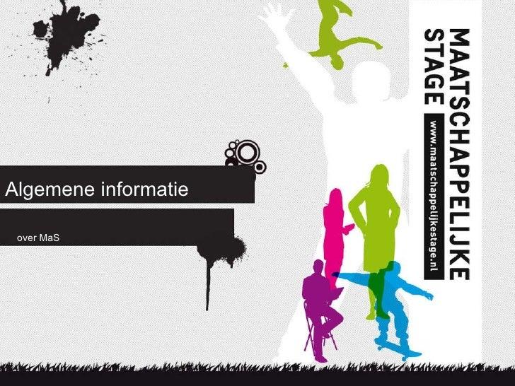 Pp voorlichting ouders h4 2011 2012 2013