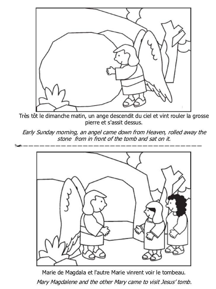Pâques livre de coloriage easter coloring book