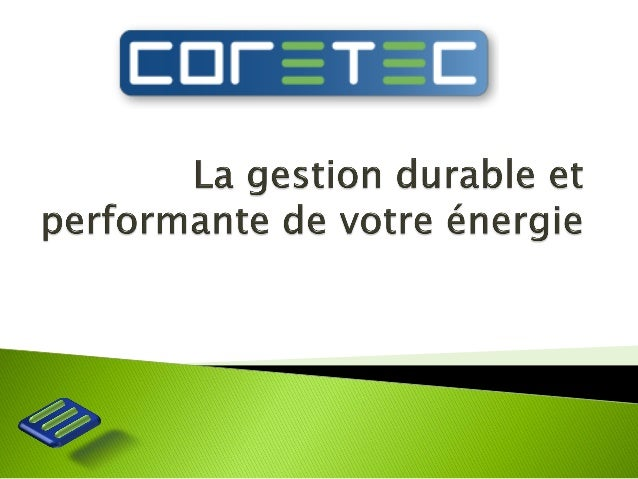 •  •  •  « En tant que société d'engineering dans le domaine de l'énergie, notre objectif est de diminuer votre facture én...
