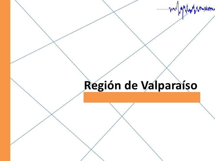 Región de Valparaíso<br />