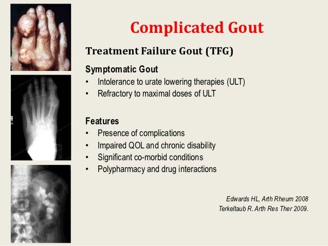 prednisone dose acute gout