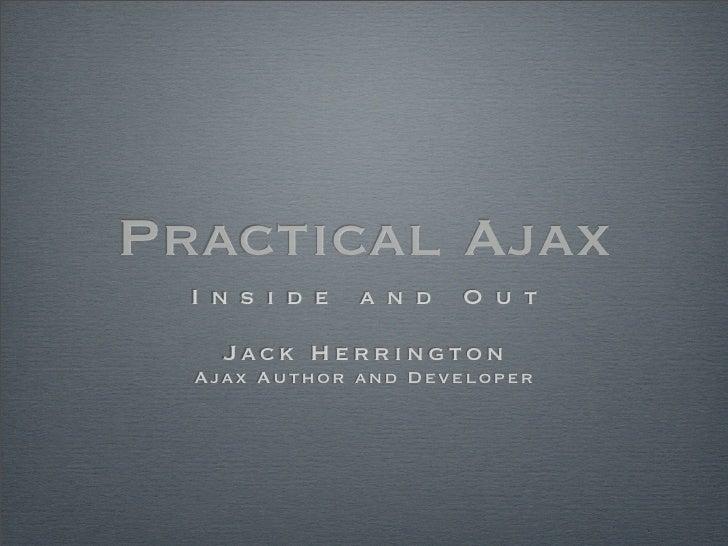 Pracitcal AJAX