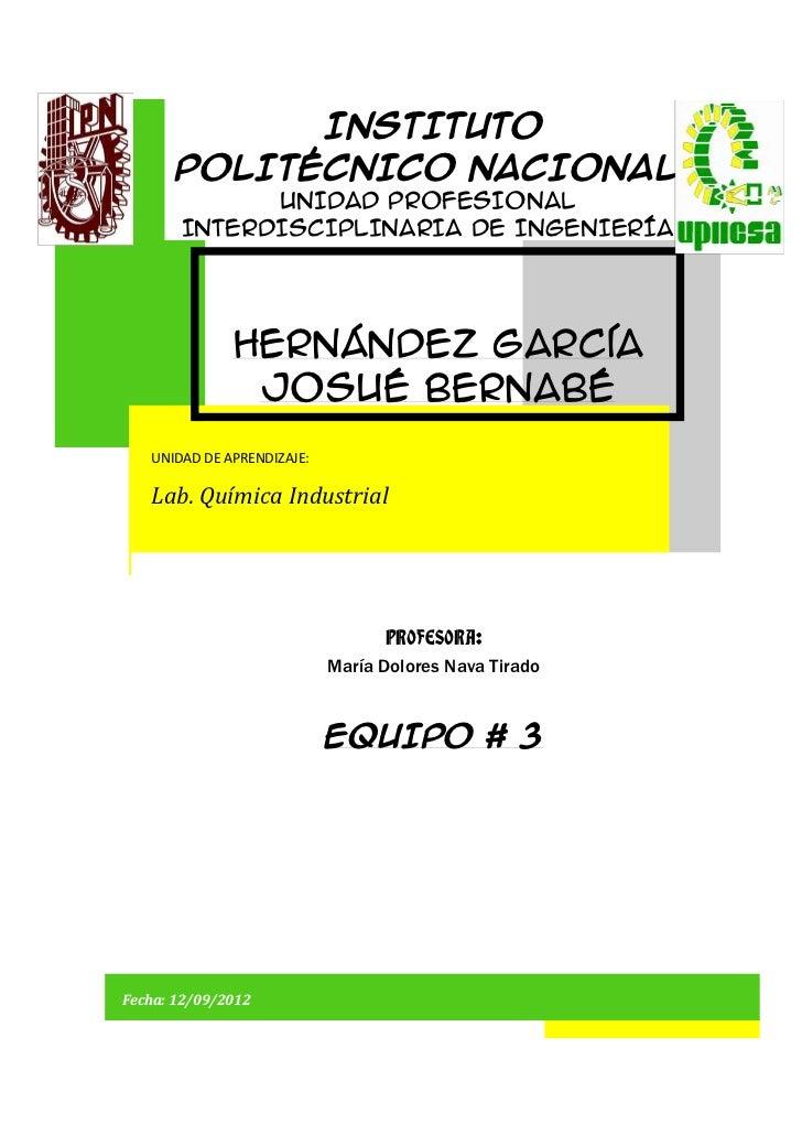 INSTITUTO       POLITÉCNICO NACIONAL             UNIDAD PROFESIONAL       INTERDISCIPLINARIA DE INGENIERÍA            Y CI...