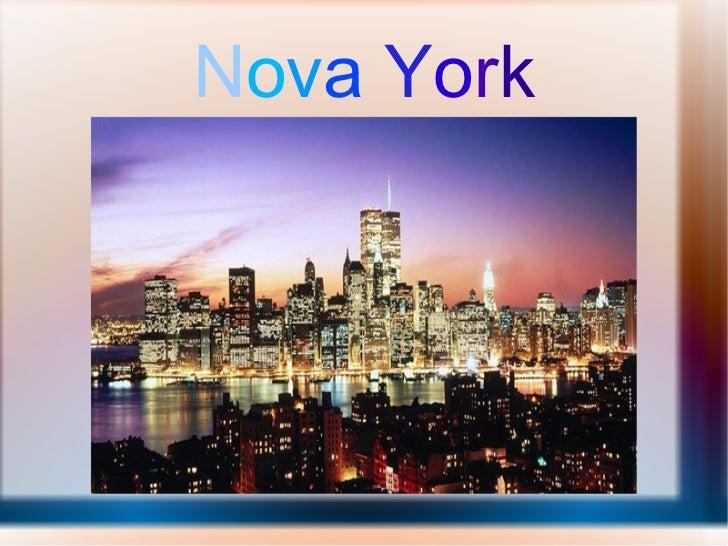 Viatge a Nova York