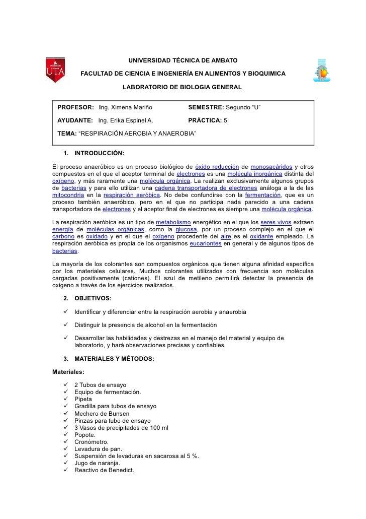 UNIVERSIDAD TÉCNICA DE AMBATO          FACULTAD DE CIENCIA E INGENIERÍA EN ALIMENTOS Y BIOQUIMICA                         ...