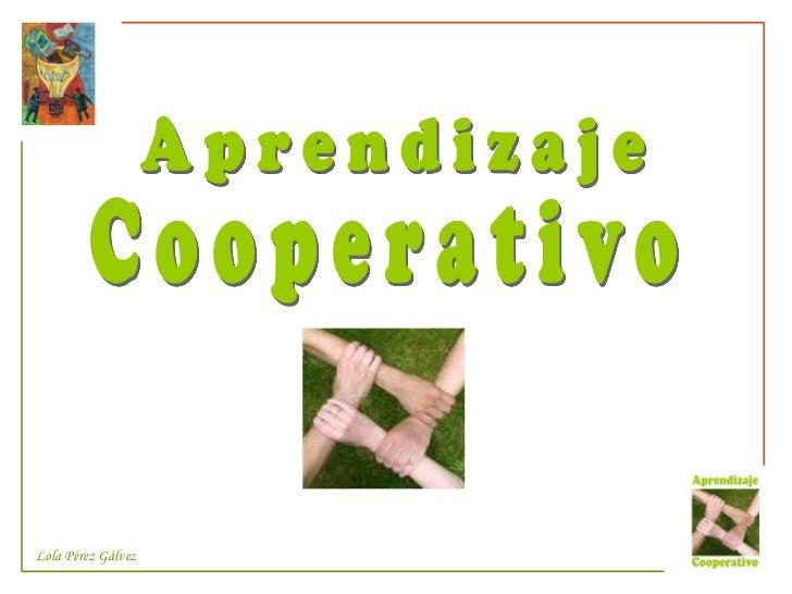 Aprendizaje Cooperativo en Tecnología