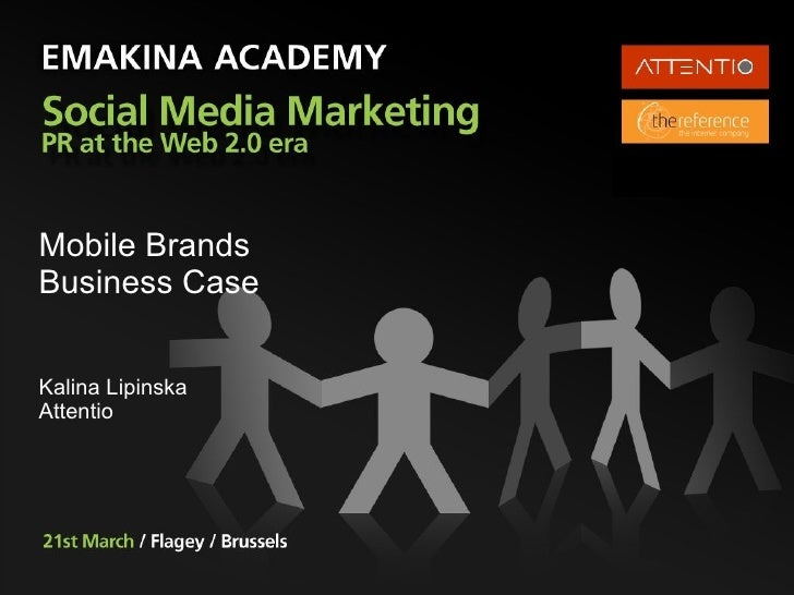 Practical Cases: Mobile Brands