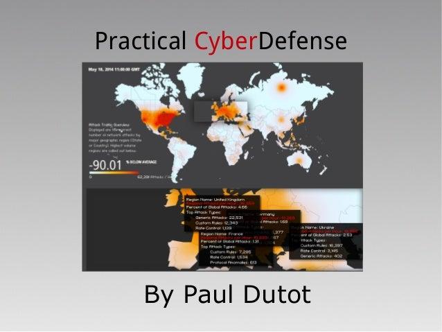 Practical Cyber Defense