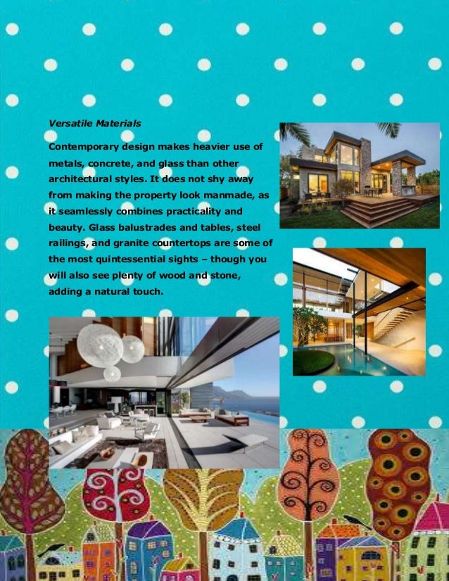 elements of modern home design home photo style