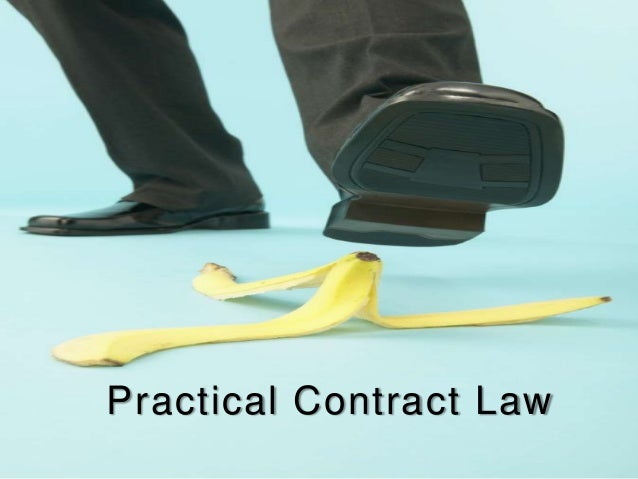 Practical Contract Law