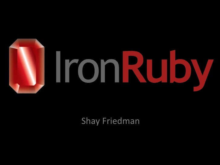 Shay Friedman<br />