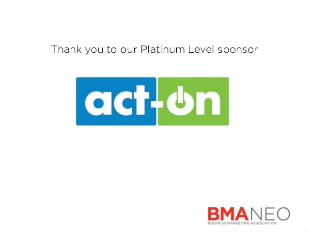 Thank you to our Platinum Level sponsor