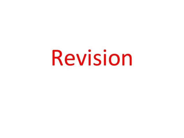 Practical pathology revision 4th year 1st term 2013 miro