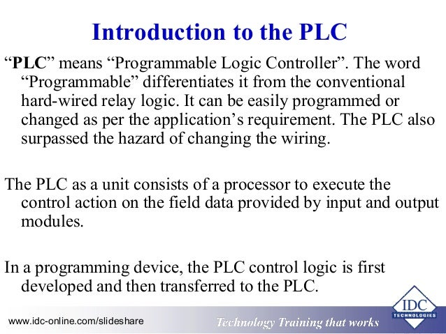 PLC Programming From Scratch (PLC I) | Udemy