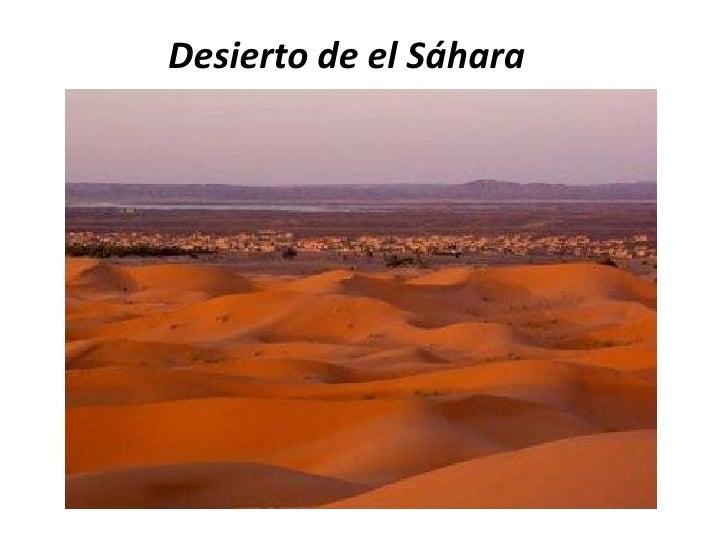 Practicando los tiempos verbales sahara