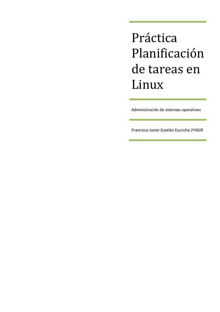 Practica planificacion tareas_linux_fran_gavilan