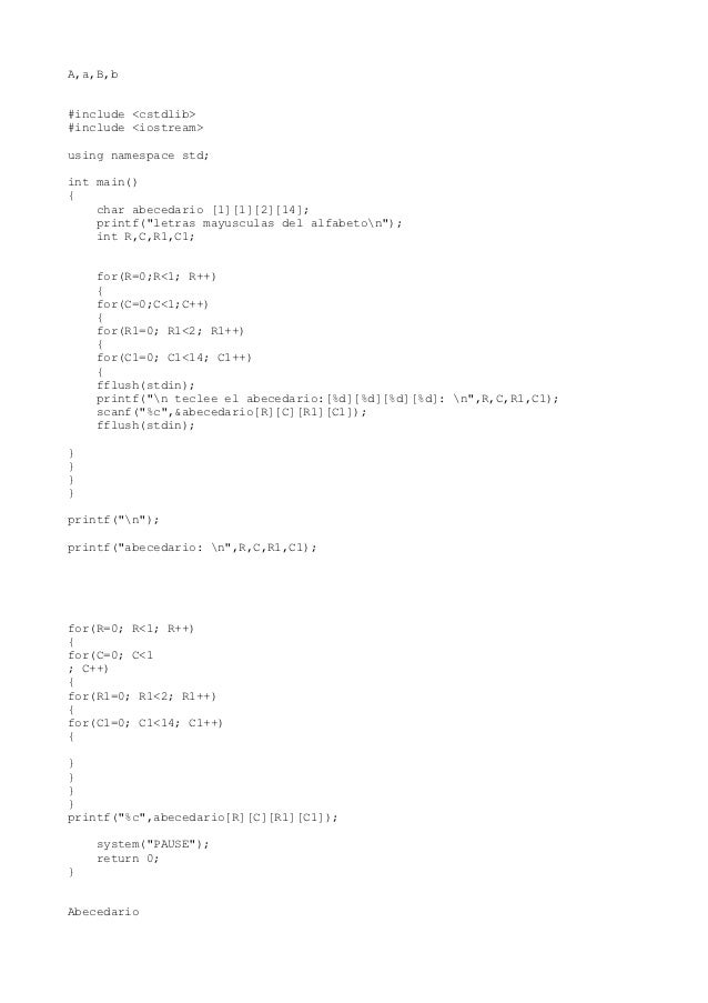Practicas c++