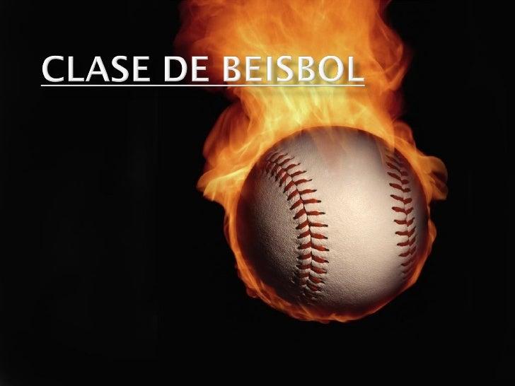 Practicas  De Beisbol 13
