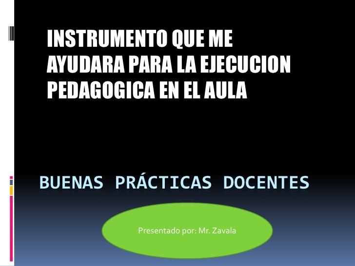 Practicas pedagogicas en el aula de clase