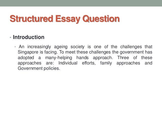 European History Essay Question Set-Up?