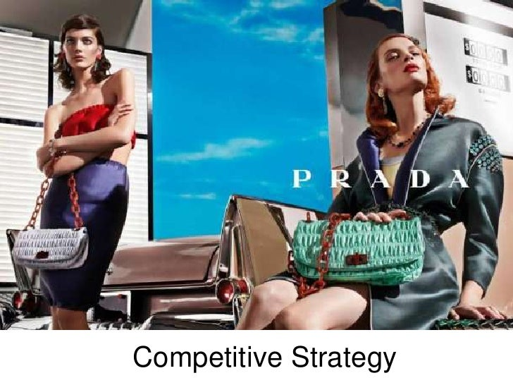 PRADA Marketing strategy