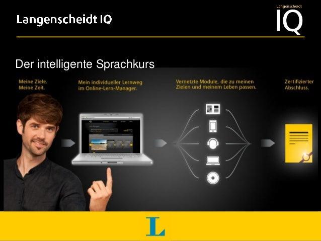 AKEP-Award 2012: Langenscheidt IQ